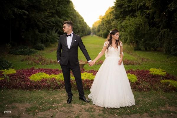 Crystal Palace Ballroom nunta Ionela si Alex