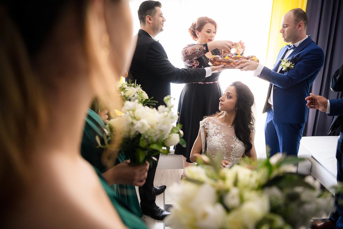 Traditii nunta Dana si Robert