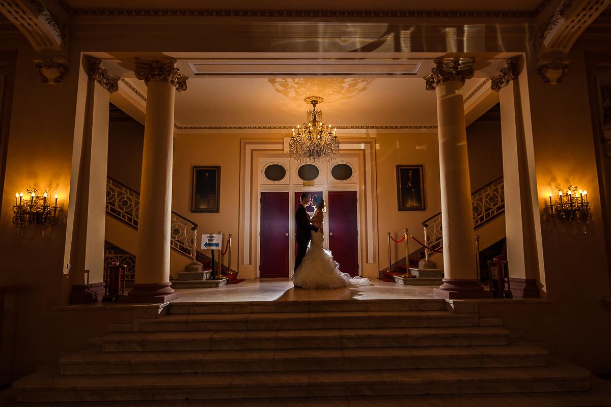 Sneak peak sedinta foto de cuplu in ziua nuntii