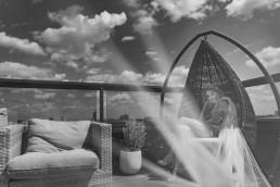 Locatii pregatiri nunta Penthouse Orhideea