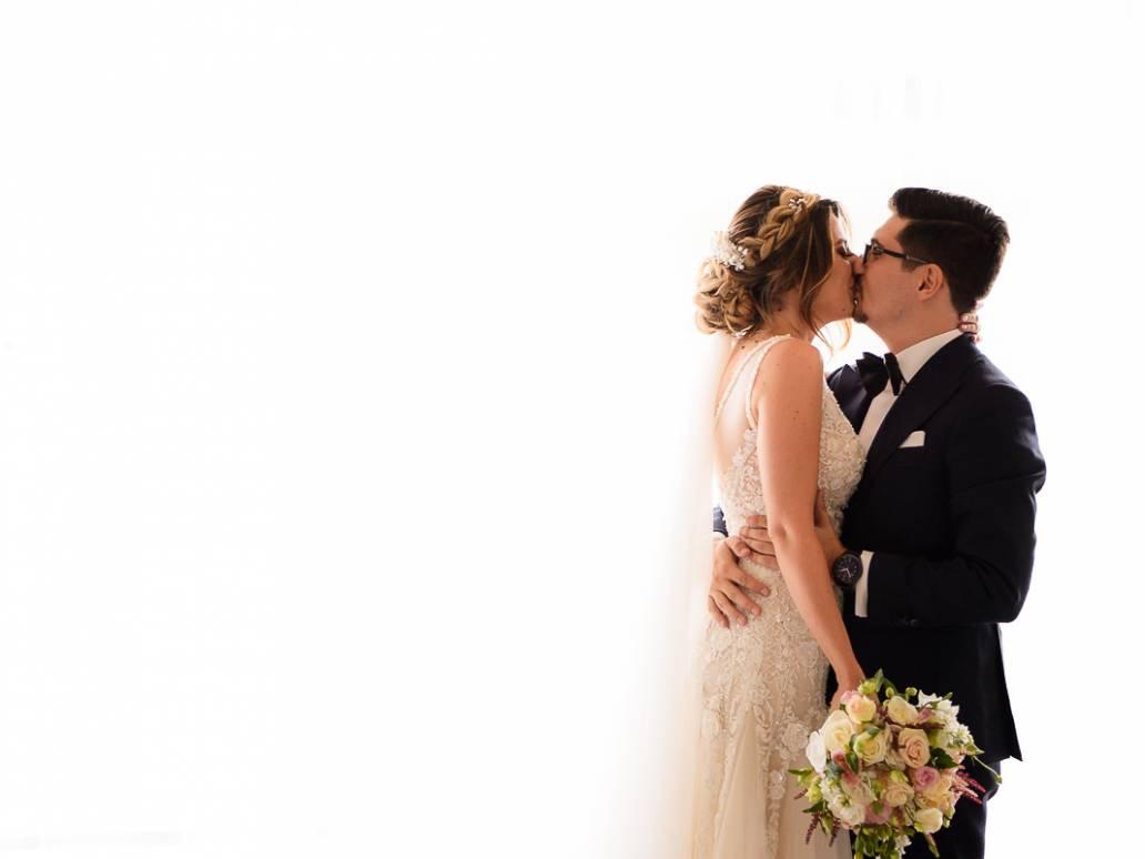 Ziua nuntii interviu cu miri Andreea si Ioan