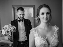 first look snagov club nunta Andreea si Madalin