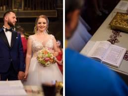 Slujba religioasa Snagov Club Nunta Andreea si Madalin