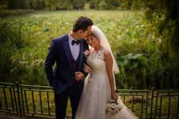 Sedinta foto parcul circului nunta Simona si Costi