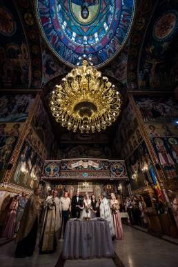 Slujba religioasa nunta Mihaela si Cristi