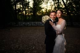 Sedinta foto apus nunta Stefania si Eduard