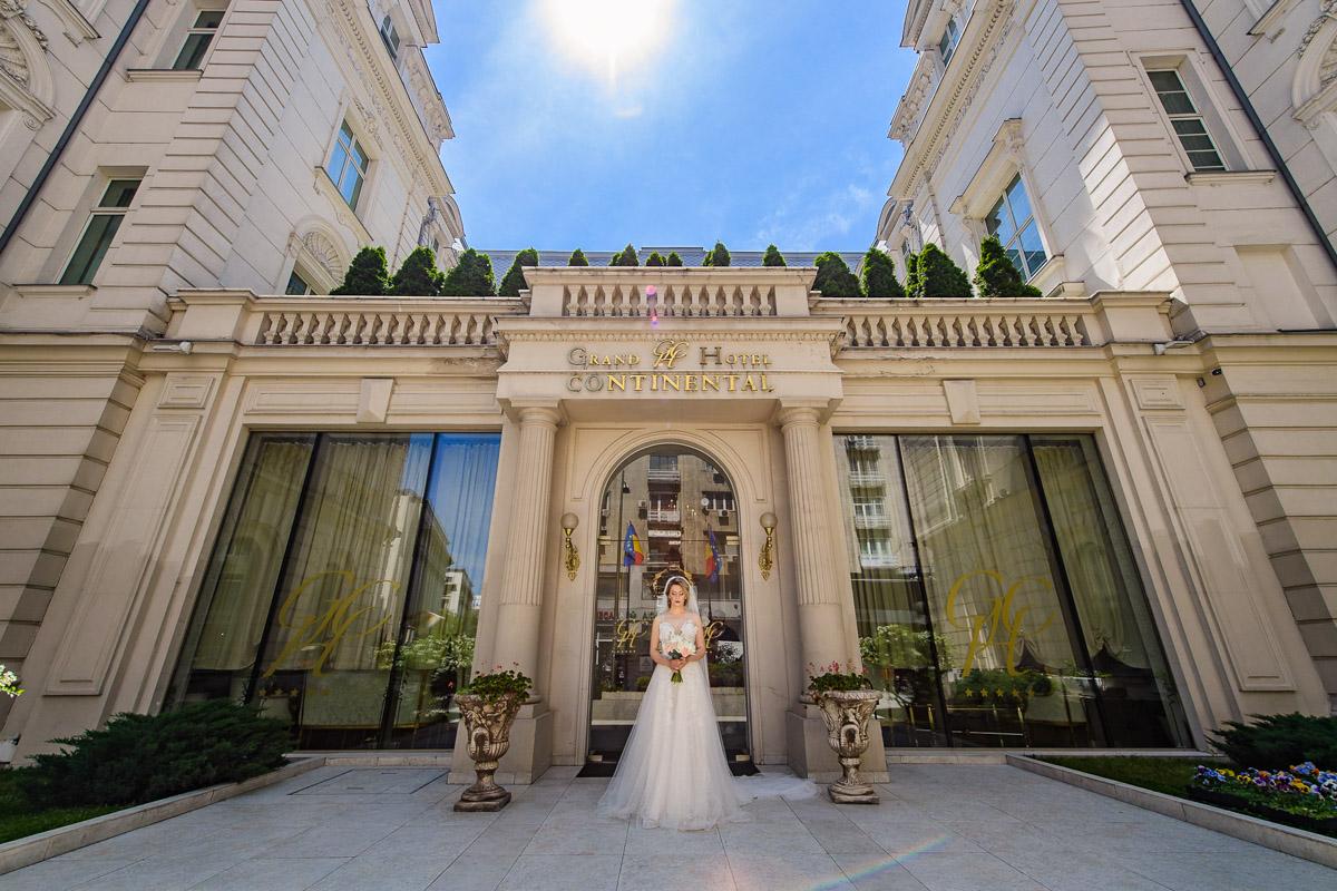 Locatii pregatiri de nunta Grand Hotel Continental