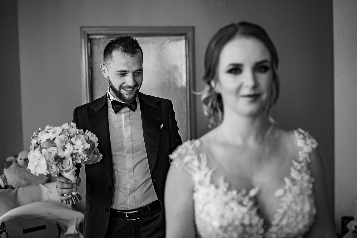 First look snagov club nunta Andreea si Madalin foto video