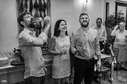 fotograf botez restaurant Anika