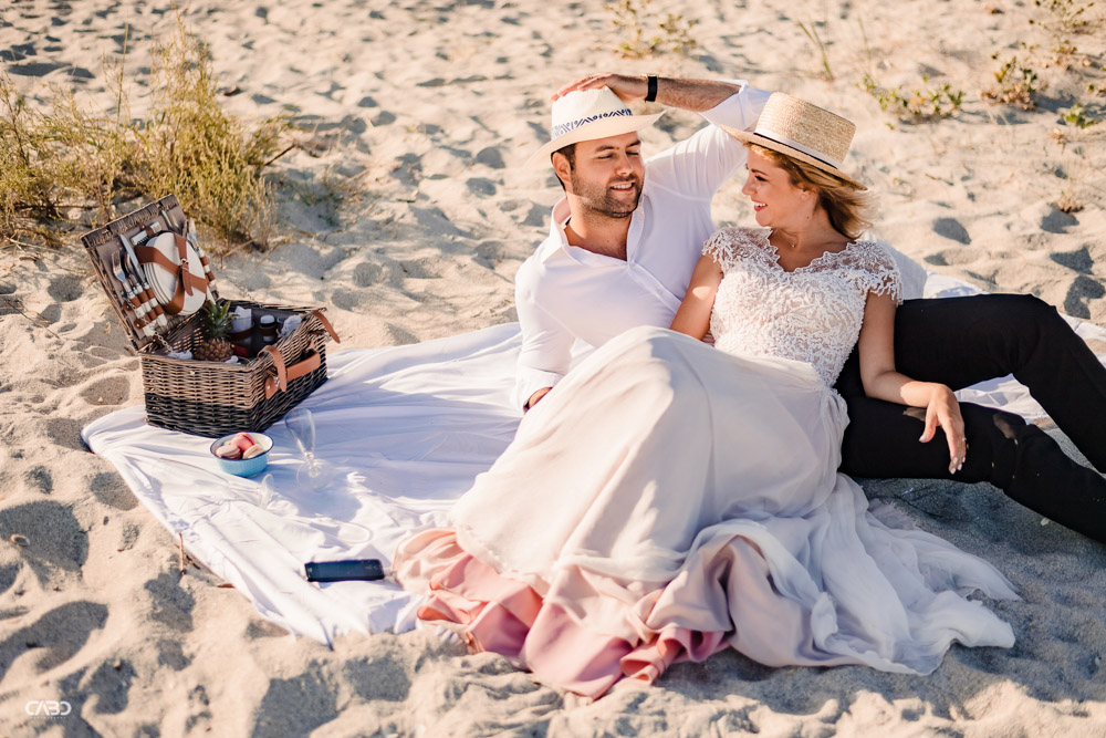 picnic la mare