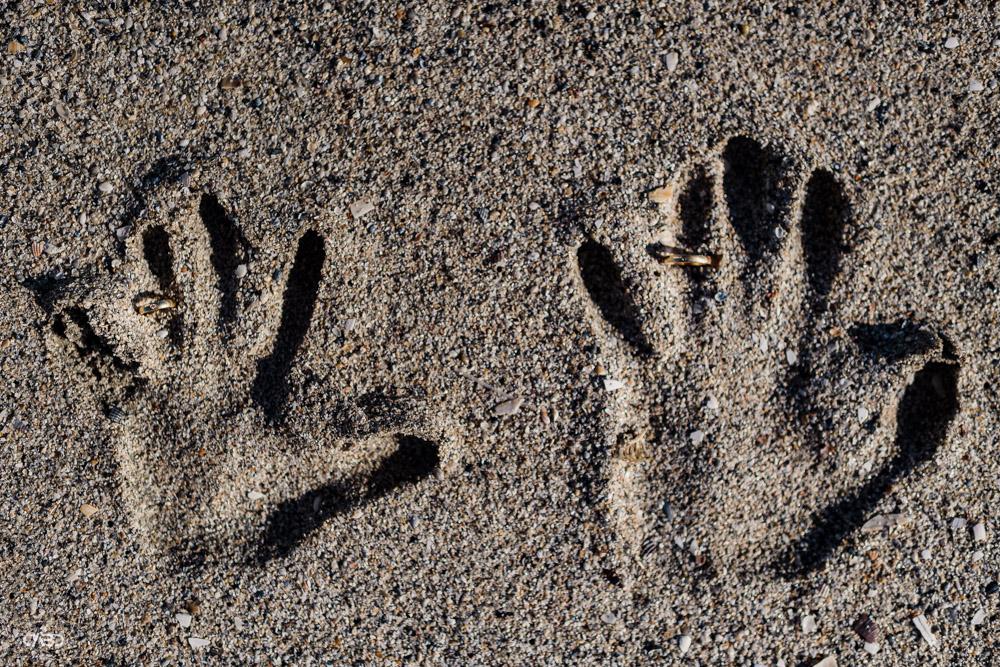 verighete pe nisip