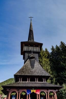 Manastirea Sfantul Ioan Botezatorul Poiana Brasov