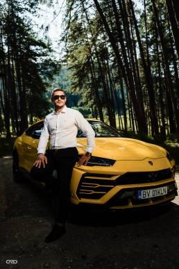 Calin Donca Lamborghini Urus